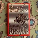 Salman Rushdie.  THE SATANIC VERSES.