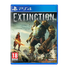 Extinction Ps4 Fisico Sellado Nuevo Original
