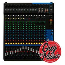 Consola Mixer Yamaha Mg20 Xu 20 Canales Garantía Grey Music