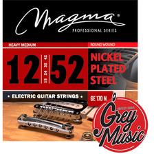 Encordado Magma De Guitarra Eléctrica 012-52 Ge170n