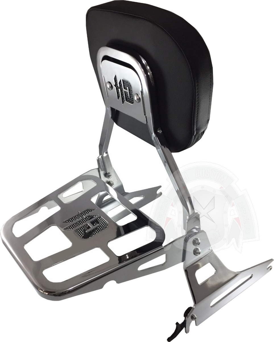 Sissy Bar Destacavel Cromado Harley SOFTAIL SLIM 18 SBEN-39
