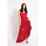 Vestido Valentino Rojo