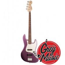 Bajo Squier 031-0760-566 Jazz Bass Affinity Burgundy Mist