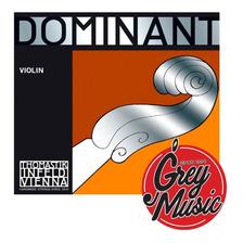 Set Encordado De Violin Thomastik Dominant - Grey Music -