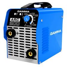 Soldadora Inverter 200 Amper Profesional Gamma Hot Sale
