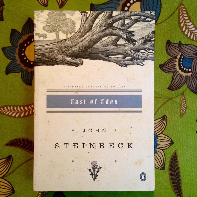 John Steinbeck. EAST OF EDEN.