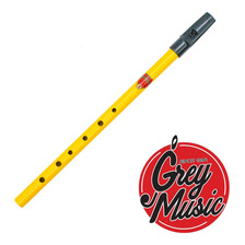 Flauta D Re Thin Whistle Aurora Generation Adw/yell Amarillo