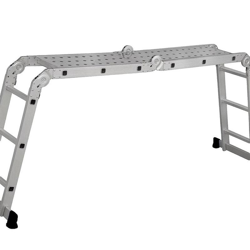 Plataforma para Escada 4x4 F-4*4 em Alumínio - IF-PT104 - Infinity