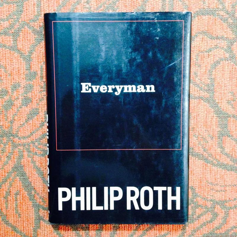 Philip Roth. EVERYMAN.