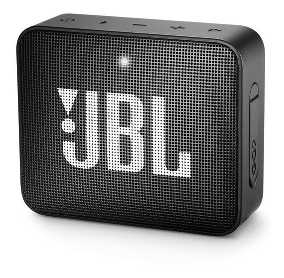 Parlante Jbl Go 2 Original Nuevo Modelo Negro