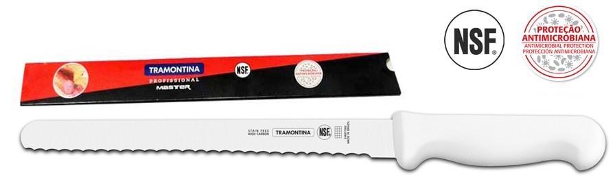 Cuchillo Serrucho Para Todo Tipo De Pan 30 Cm Tramontina