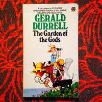 Gerald Durrell.  THE GARDEN OF THE GODS.