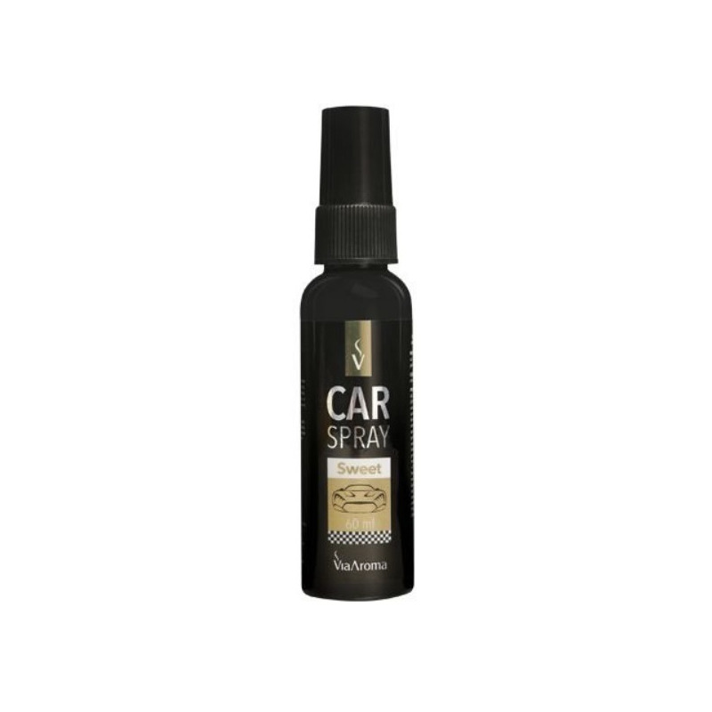 Car Spray Sweet (Daslu) - 60ml - Via Aroma