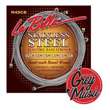 Encordado Para Bajo La Bella M45cb Cuerdas - Grey Music   -