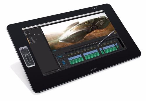 Wacom Cintiq Tableta Graficadora 27  27 Qhd Touch Prof ((Consultar Precio))