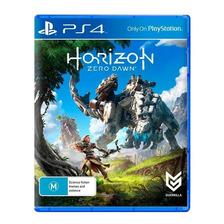 Horizon Zero Dawn Ps4 Fisico Sellado Nuevo