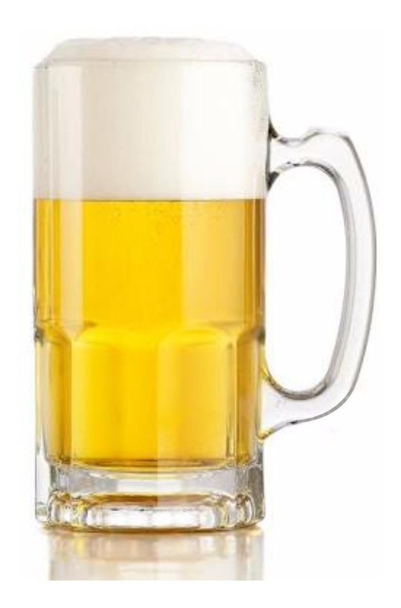 Vaso Jarra Chopp Chop Cerveza Vidrio 1 L Vicrila 2da Selecci