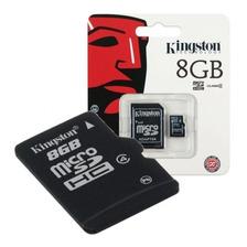 Memoria Micro Sd Hc Kingston C4 8gb Blister Original Gtia