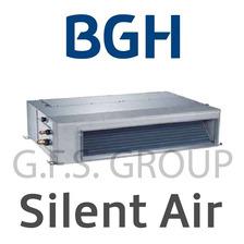 Aire Acondicionado Baja Silueta Bgh 18000 Frigorías F/c 6tr