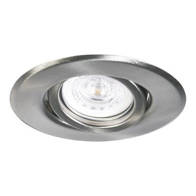Spot Embutir Acero 7w Led Movil Alta Potencia Iluminacion