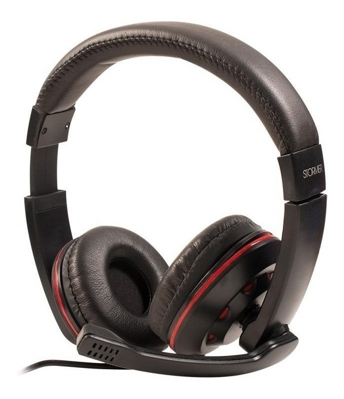 Auricular Gamer Con Microfono Stormer Ng-8620 Noga
