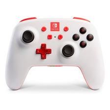 Joystick Nintendo Switch Power A Enhanced Inalambrico White