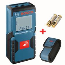 Medidor De Distancia Laser Bosch Original Glm30 Telemetro