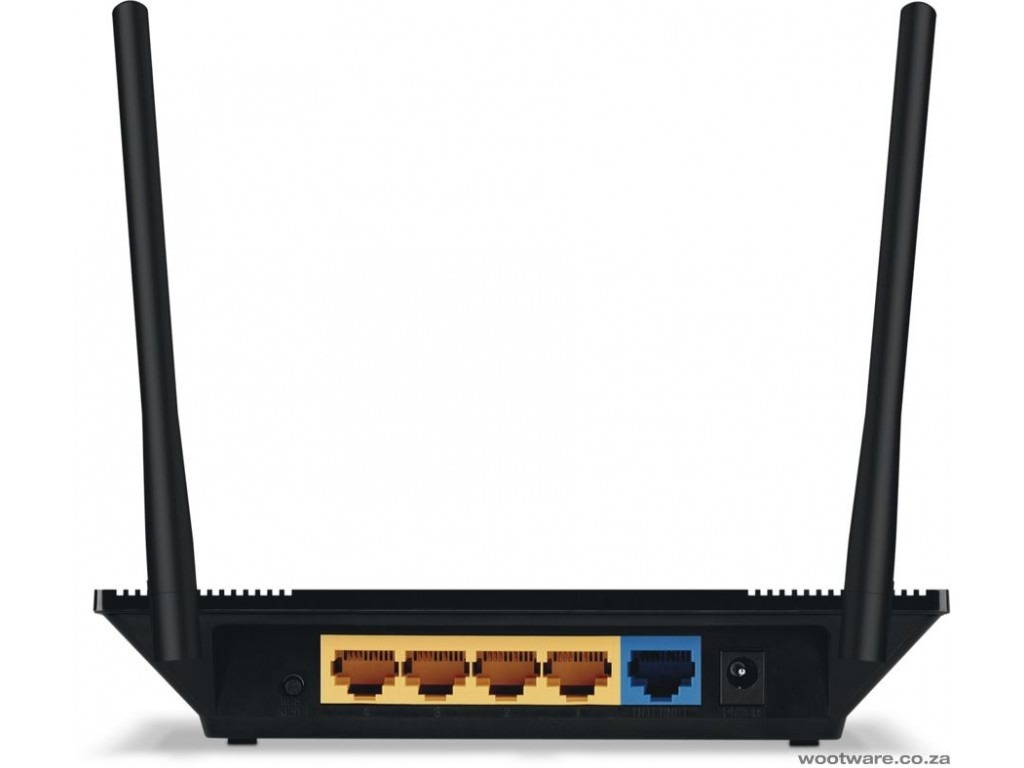 Router Wi-fi 2 Antenas Desmontables 9 Dbi Tp Link Tl-wr841hp