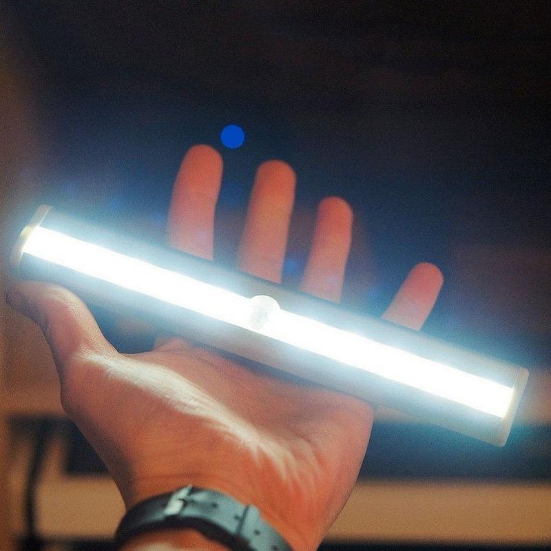 Luz Led Fixação 3M SMART LED 190mm a Bateria - 36.503.691 -