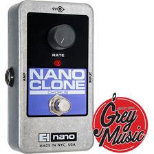 Pedal Electro Harmonix 140320 Nano Clone Chorus - Grey Music