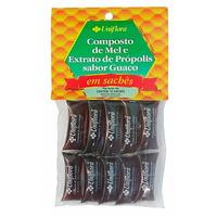 Mel e Extrato de Propolis (Guaco) - 10X4g - Uniflora