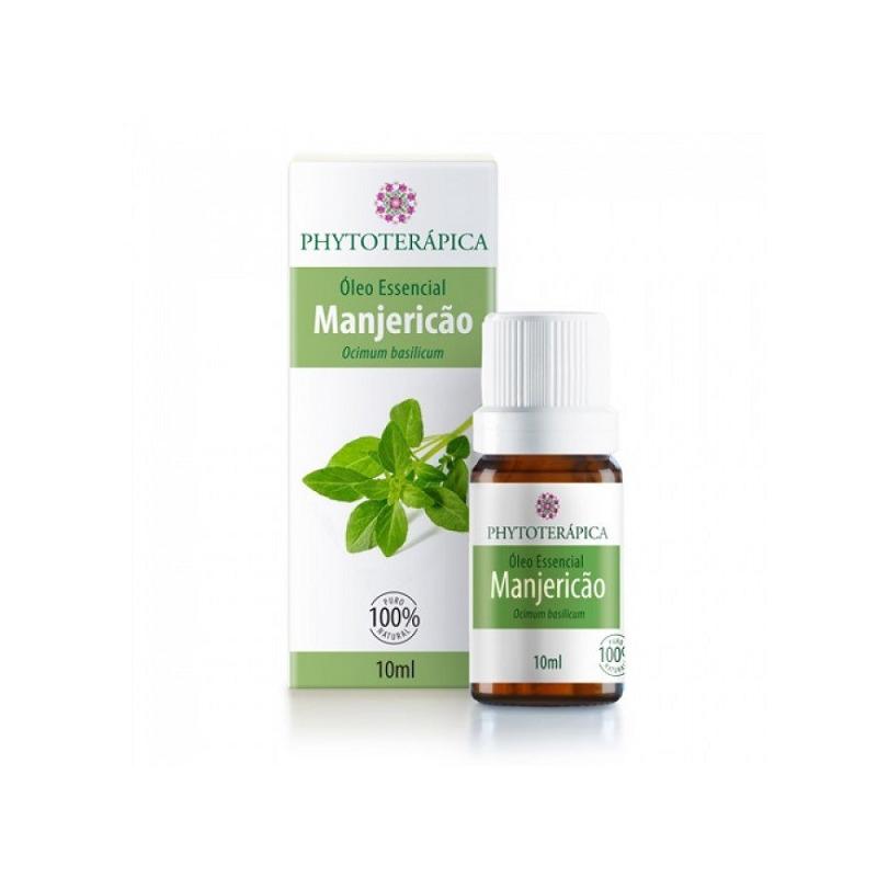 Oleo Essencial de Manjericao 10ml - Phytoterapica