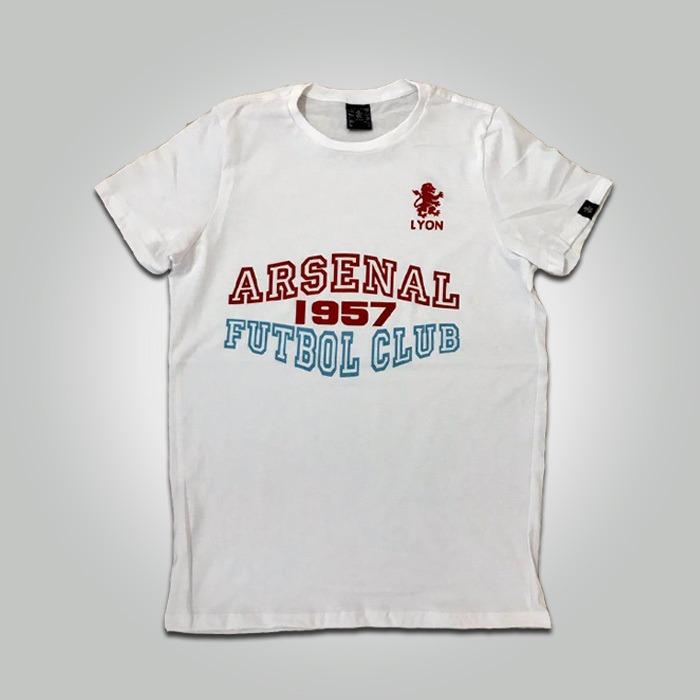 Remera Tiempo Libre - Arsenal