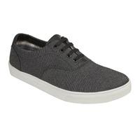 Sneakers grises agujetas 018815
