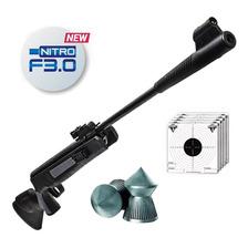 Rifle Aire Comprimido Fox Sr1400 Rebel - Piston Potenciado
