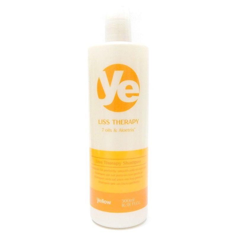 Yellow By Alfaparf Shampoo Liss Therapy X 500 Ml (vencido)