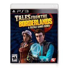 Tales From The Borderlands | Ps3 | Fisico Sellado Nuevo Original