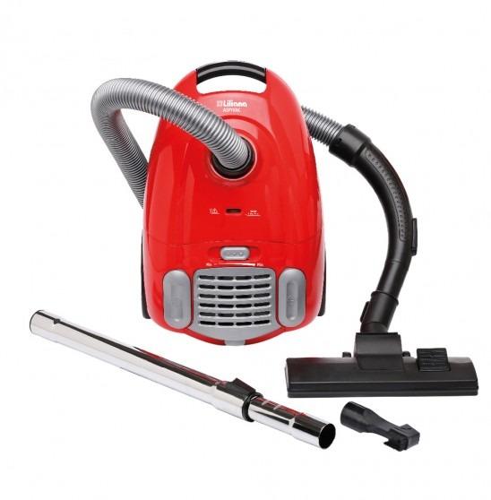 8372 aspiradora aspivac con filtro hepa 1800 watts el for Aspiradora con filtro hepa