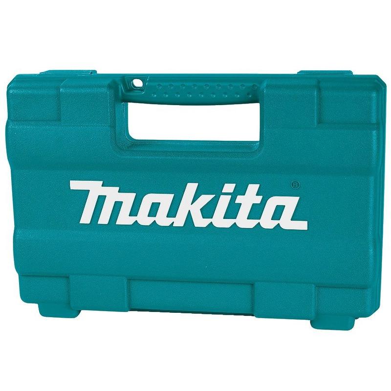 Kit Parafusadeira Dobrável  à Bateria Makita 3.6V + 81 Acessórios - DF001DW - Bivolt