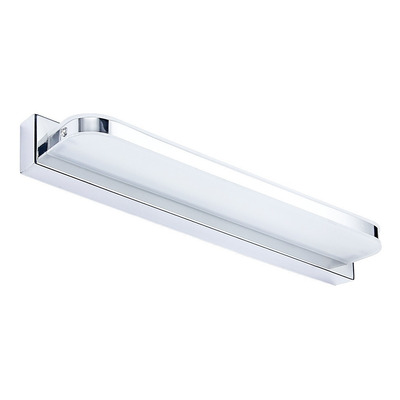 Aplique Pared Difusor Cromo Led Baño Living Interior 7w Mks