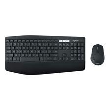 Combo Logitech Teclado+mouse Mk850 Performance Wireless Inalambrico Bluetooth Multidevice
