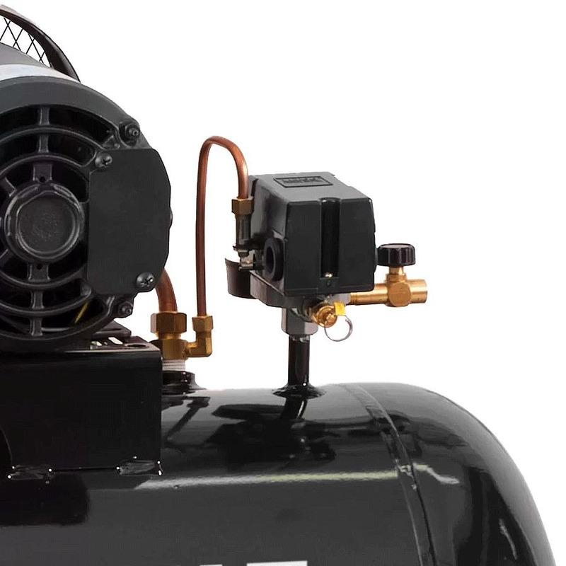 Compressor de Ar Linha PRO de Pistão 140PSI 2T - CSV-10/100L - 921.7741-0 - Schulz - 220 Volts
