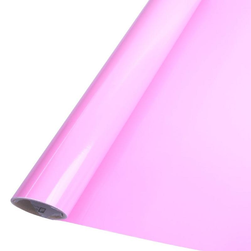 Vinil adesivo colormax rosa claro larg. 1,0 m