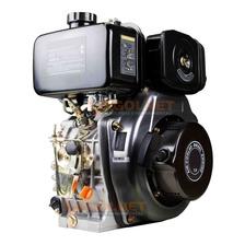 Motor Horizontal Diesel Niwa 7 Hp + Escape + Juntas + Manual