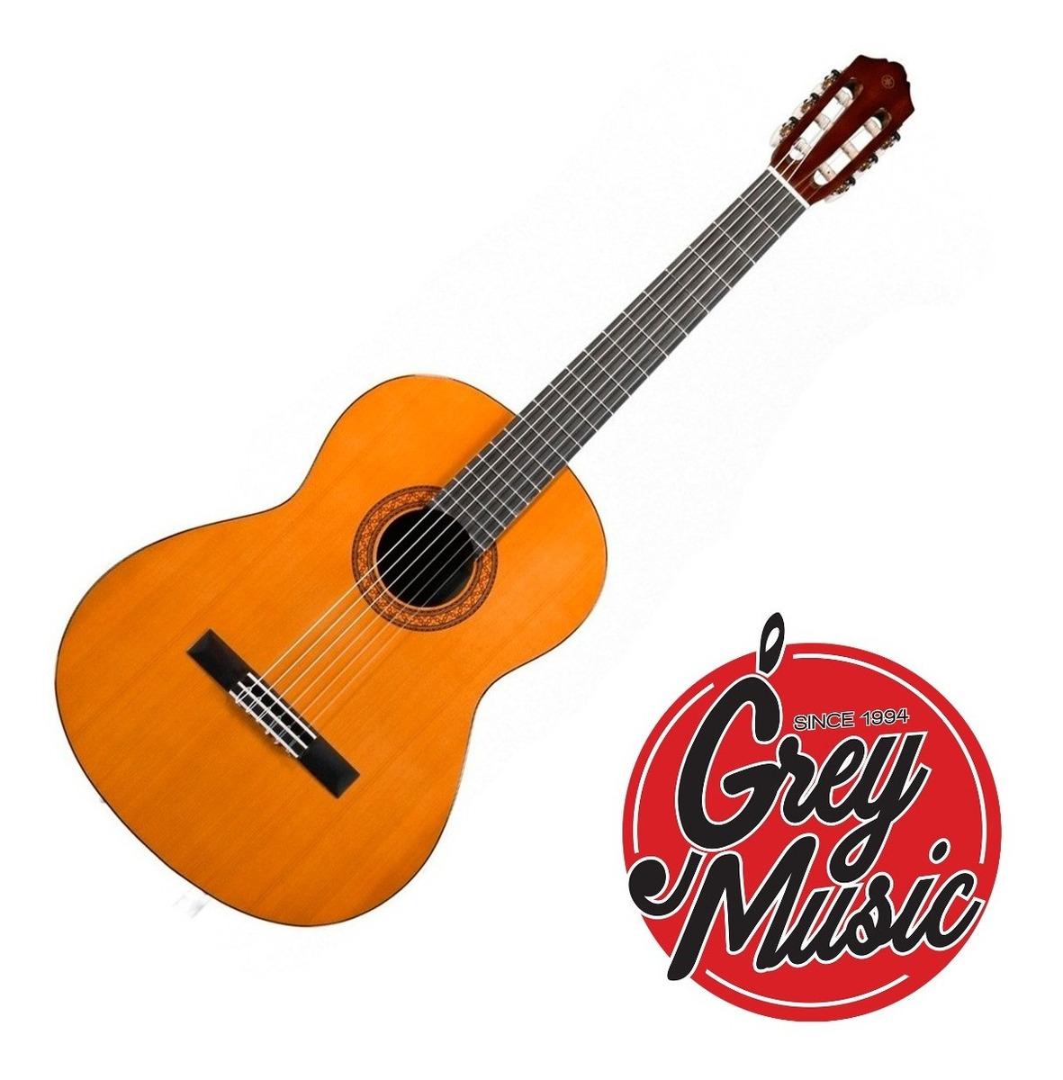 Guitarra Criolla Yamaha C40 Clasica Con Trastes De Alpaca