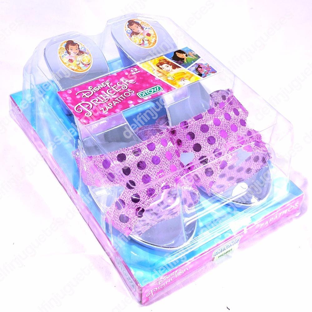 Zapatitos De Princesas Original Ditoys