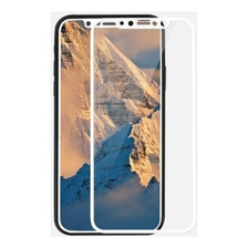 Glass Vidrio Templado iPhone X Xs Max Xr 5d Curvo Full Cover