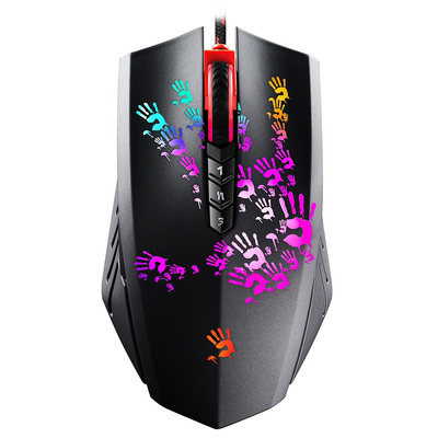 MOUSE GAME USB BLOODY A6A PRETO