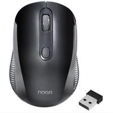 Mouse Inalambrico 1600 Dpi Receptor Usb Scroll Ngm-690 Noga