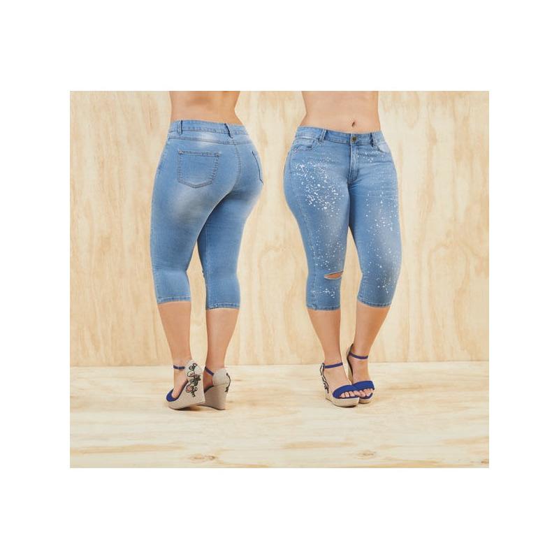 Pantalon dama 15227